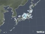 2020年04月24日の雨雲レーダー