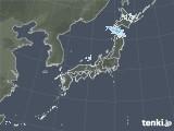 2020年04月25日の雨雲レーダー