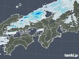 2020年04月26日の近畿地方の雨雲レーダー