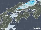 2020年04月26日の四国地方の雨雲レーダー