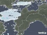 2020年04月26日の愛媛県の雨雲レーダー