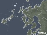 雨雲レーダー(2020年04月26日)
