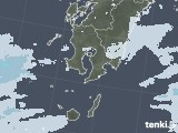 2020年04月26日の鹿児島県の雨雲レーダー