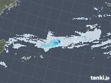 2020年04月27日の沖縄地方の雨雲レーダー