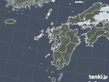 雨雲レーダー(2020年04月27日)