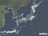 2020年04月27日の雨雲レーダー