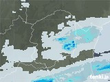 2020年04月27日の栃木県の雨雲レーダー