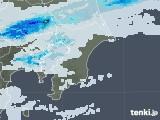2020年04月27日の千葉県の雨雲レーダー