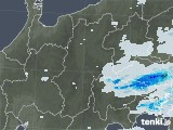 2020年04月27日の長野県の雨雲レーダー