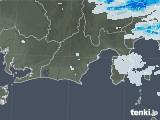 2020年04月27日の静岡県の雨雲レーダー