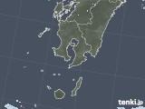 2020年04月27日の鹿児島県の雨雲レーダー