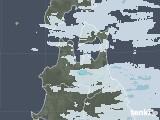 2020年04月27日の青森県の雨雲レーダー