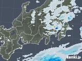 2020年04月28日の関東・甲信地方の雨雲レーダー