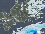 2020年04月28日の東海地方の雨雲レーダー