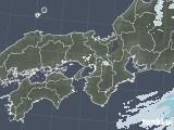 2020年04月28日の近畿地方の雨雲レーダー