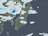 2020年04月28日の千葉県の雨雲レーダー