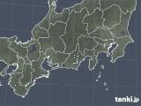2020年04月29日の東海地方の雨雲レーダー