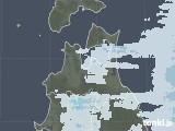 2020年04月29日の青森県の雨雲レーダー
