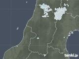 2020年04月29日の山形県の雨雲レーダー