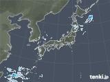 2020年05月01日の雨雲レーダー