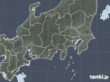 2020年05月02日の関東・甲信地方の雨雲レーダー