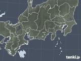 2020年05月02日の東海地方の雨雲レーダー