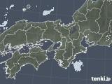 2020年05月02日の近畿地方の雨雲レーダー