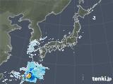 2020年05月02日の雨雲レーダー