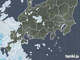 2020年05月03日の東海地方の雨雲レーダー