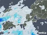 2020年05月03日の近畿地方の雨雲レーダー