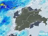 2020年05月03日の愛媛県の雨雲レーダー
