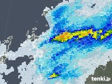 2020年05月03日の佐賀県の雨雲レーダー
