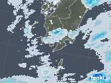 2020年05月03日の鹿児島県の雨雲レーダー