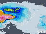 2020年05月03日の沖縄県の雨雲レーダー