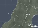 2020年05月03日の山形県の雨雲レーダー
