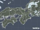 2020年05月04日の近畿地方の雨雲レーダー