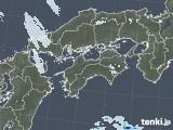 2020年05月04日の四国地方の雨雲レーダー