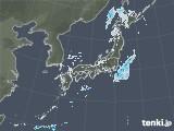 2020年05月04日の雨雲レーダー