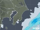 2020年05月04日の千葉県の雨雲レーダー