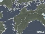2020年05月04日の愛媛県の雨雲レーダー