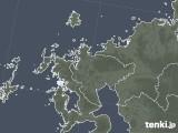 2020年05月04日の佐賀県の雨雲レーダー