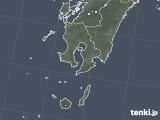 2020年05月04日の鹿児島県の雨雲レーダー