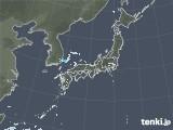 2020年05月05日の雨雲レーダー