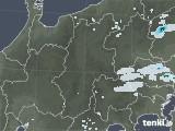 2020年05月05日の長野県の雨雲レーダー