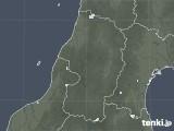2020年05月05日の山形県の雨雲レーダー