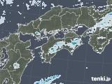 2020年05月06日の四国地方の雨雲レーダー