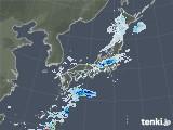 2020年05月06日の雨雲レーダー