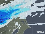 2020年05月06日の茨城県の雨雲レーダー
