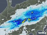 2020年05月06日の長野県の雨雲レーダー