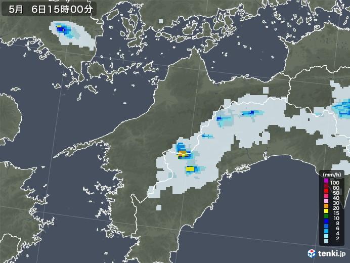 松山 雨雲 レーダー 松山地方気象台